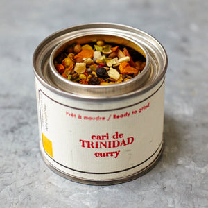 Épices de Cru Trinidad Curry - Vinegar Shed