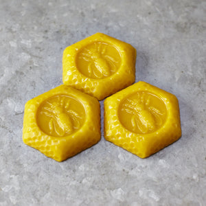 Worker Bee Beeswax Mould - Vinegar Shed