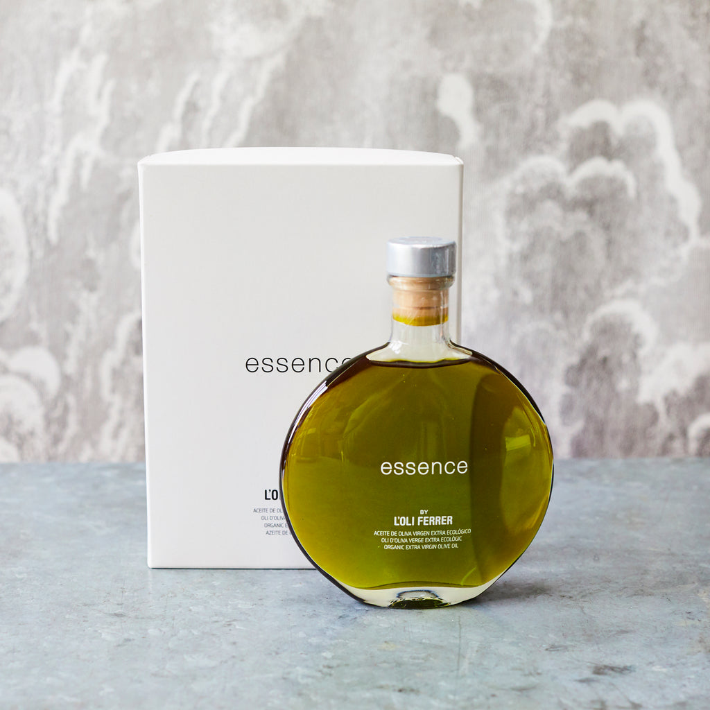 Essence Organic Extra-Virgin Olive Oil Gift Set - Vinegar Shed