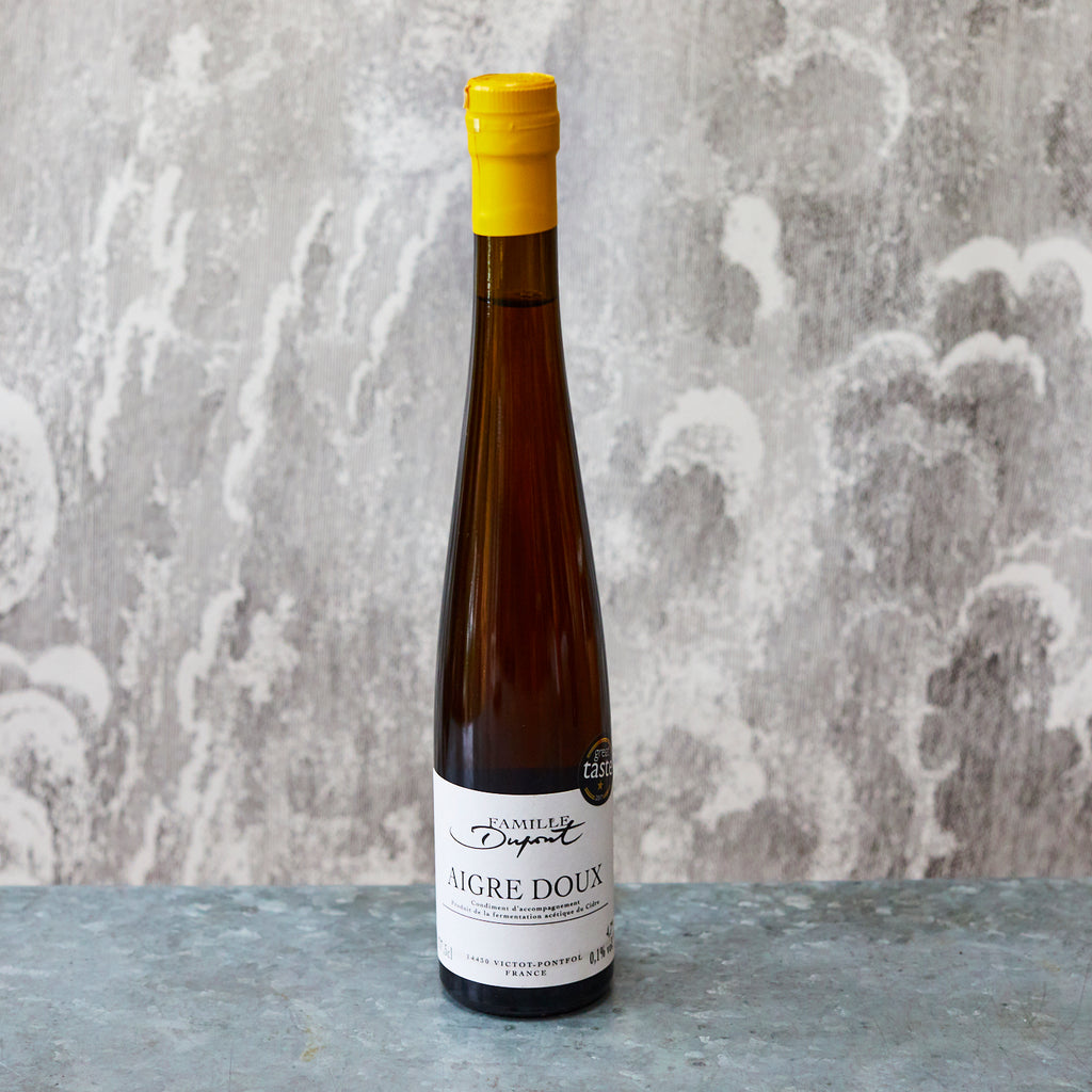 'Aigre Doux' Apple Cider Ice Wine Vinegar - Vinegar Shed