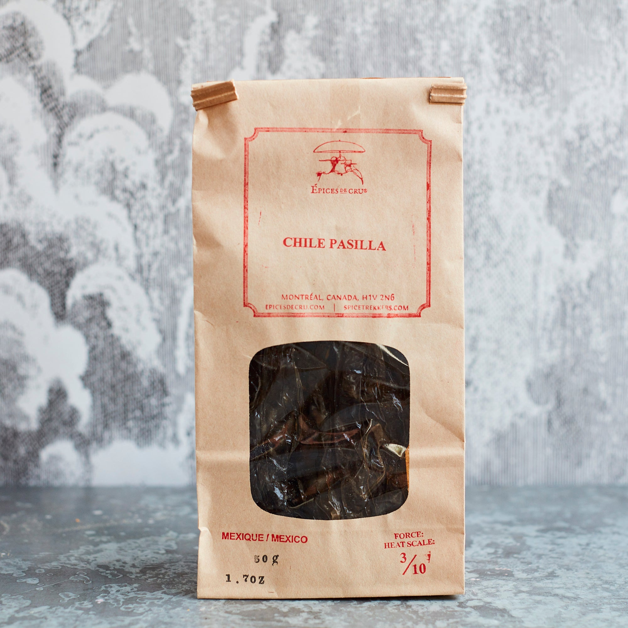 Épices de Cru Chilli Pasilla - Vinegar Shed