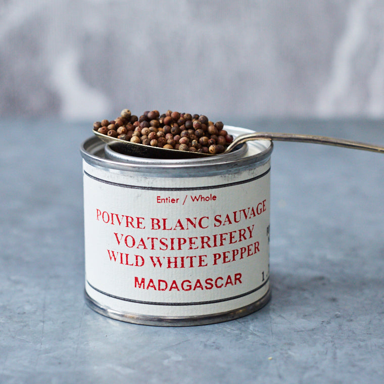Épices de Cru Voatsiperifery Wild White Pepper - Vinegar Shed