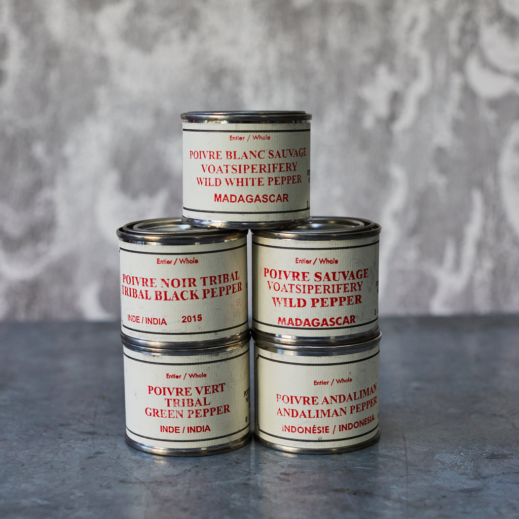 Épices de Cru Wild Peppers Kit - Vinegar Shed