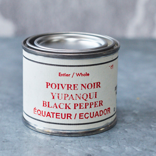 Épices de Cru Yupanqui Black Pepper - Vinegar Shed
