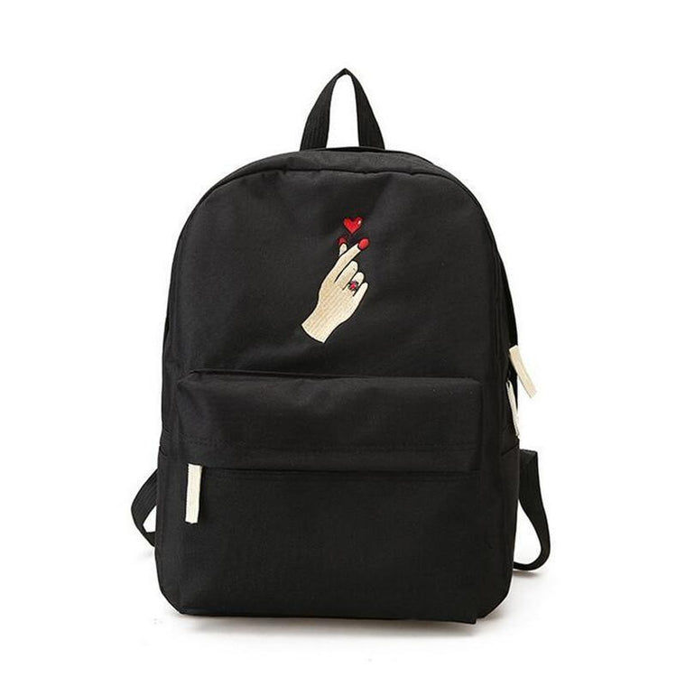 MIA& BACK PACK MONEY HEART Backpack