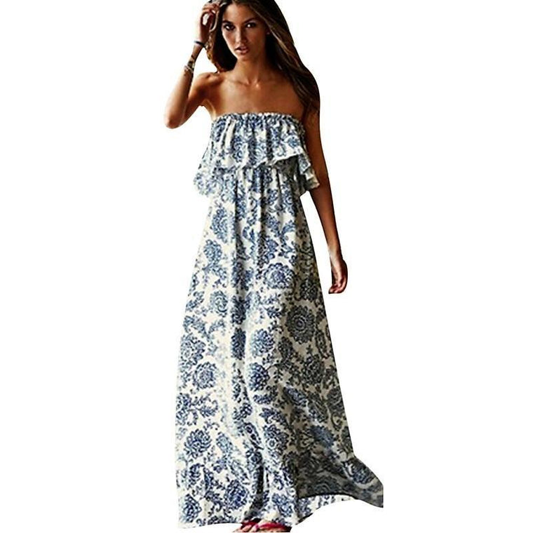 MIA& DRESSES BOHO MAXI Dress