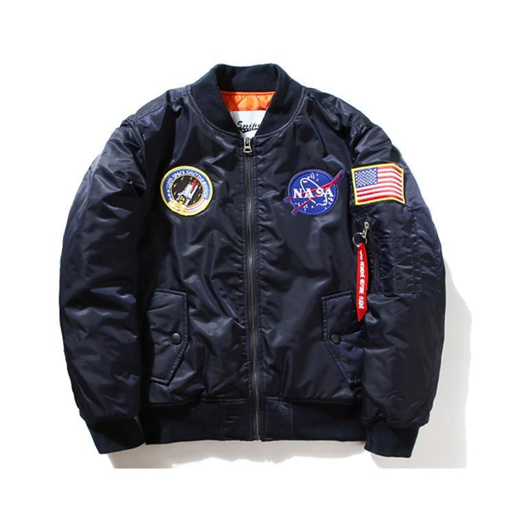 NASA PILOT Bomber Jacket