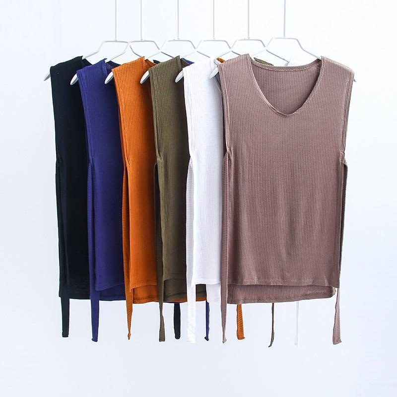 MIA& TOP SLEEVELESS Cotton Top