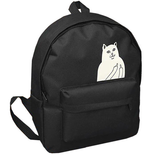 CAT fingers backpack