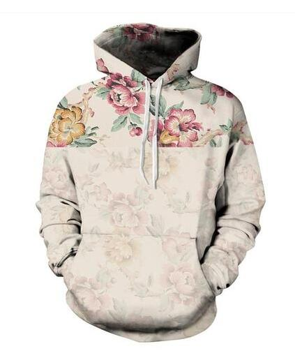 Flower PowervHoodie
