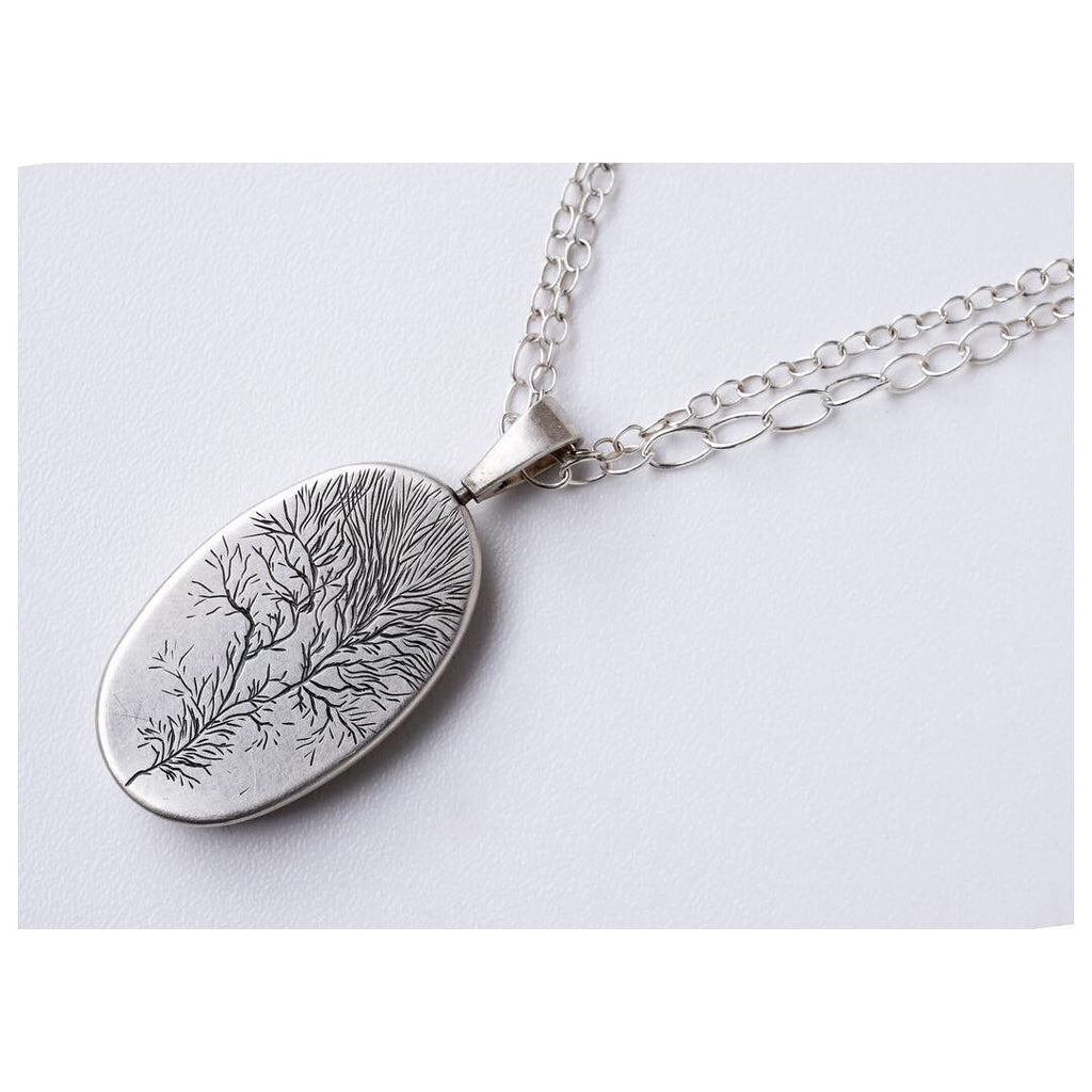 Winter Weeds Necklace