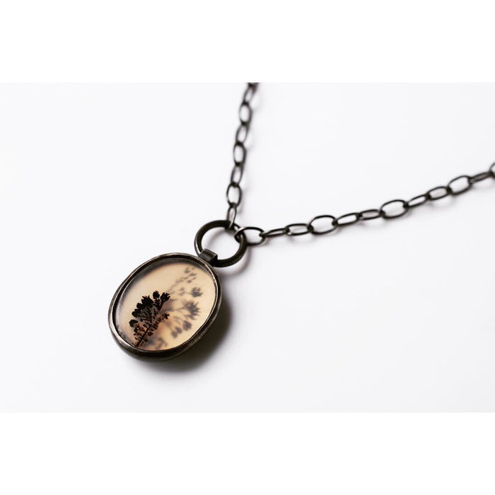 Mirror Tree Necklace