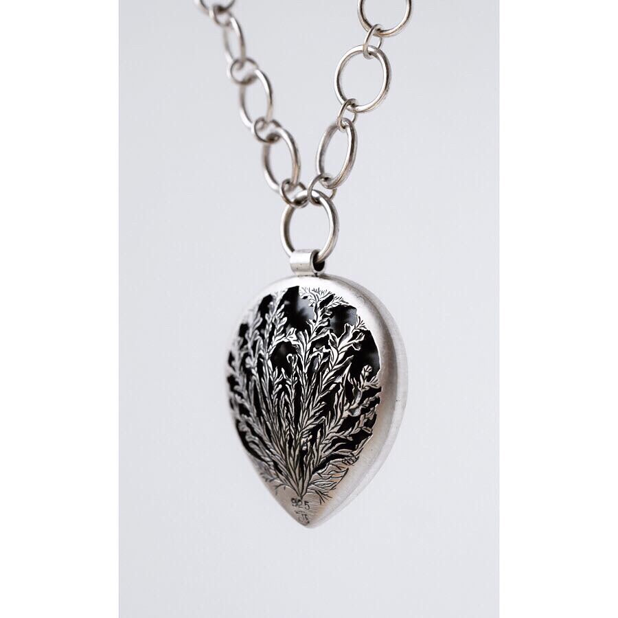 Shadow Fern Necklace