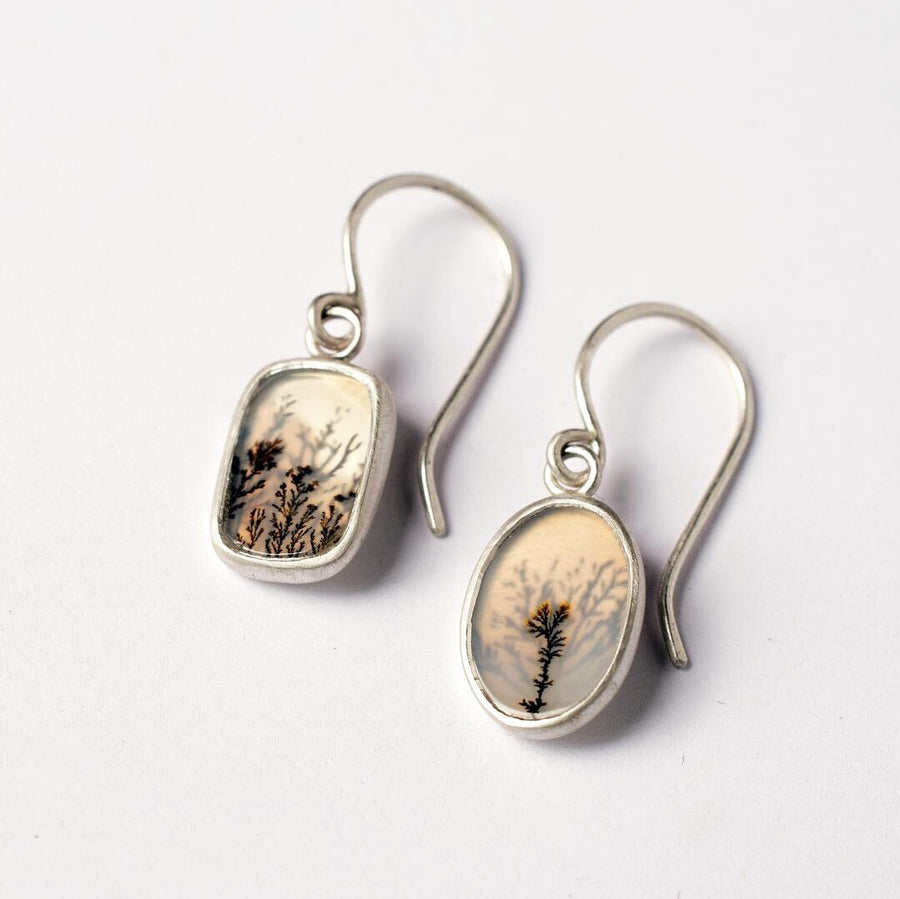 Little Afterimage earrings