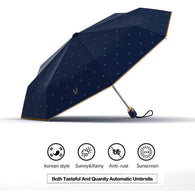 Automatic Folding Umbrella for Women-Kalishka's Store
