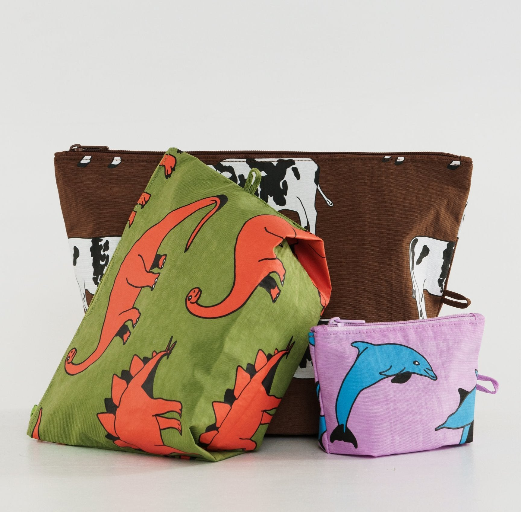 Go Pouch Set (Animal Friends)