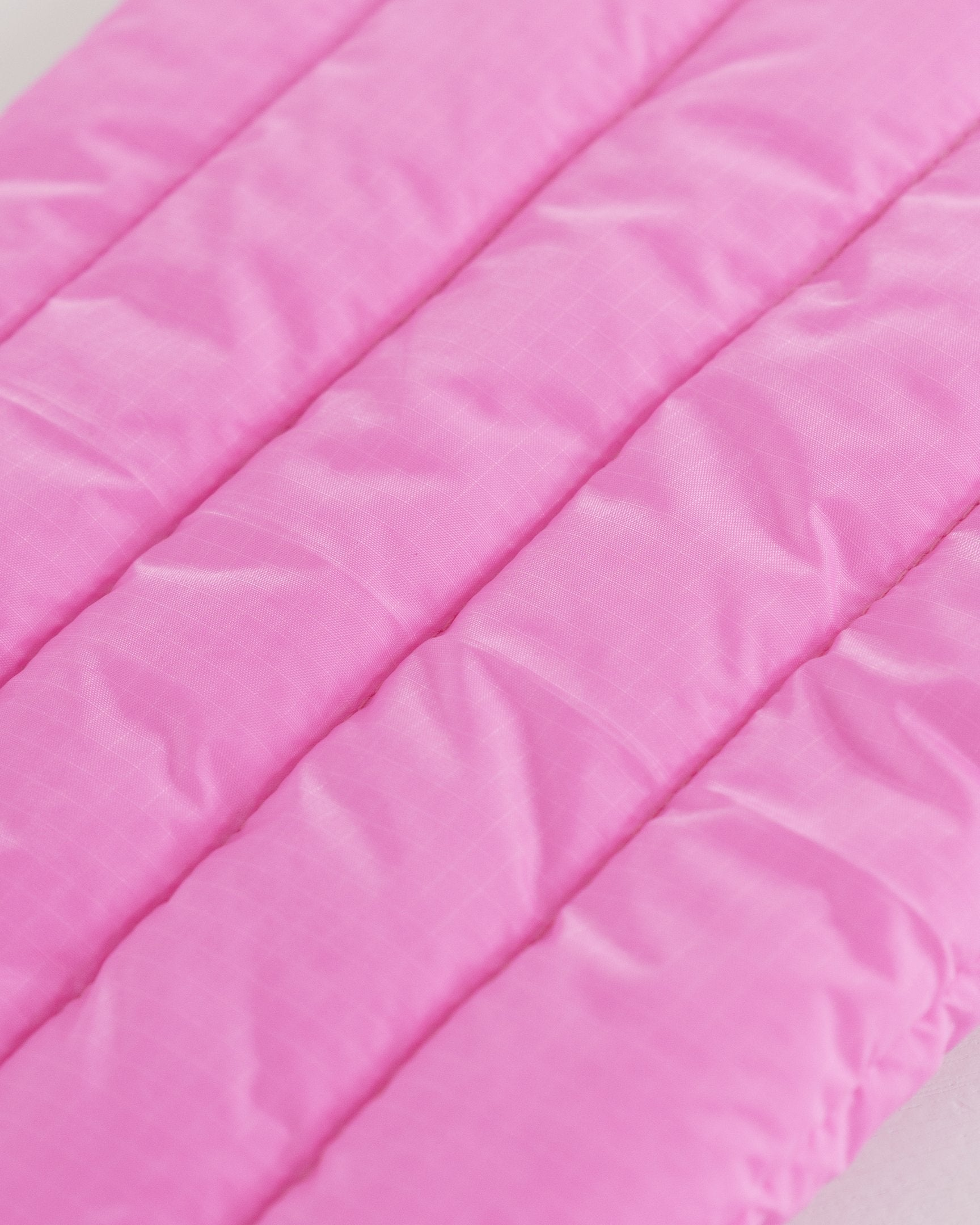 "Puffy Laptop Sleeve 13""/16"" (Bright Pink)"