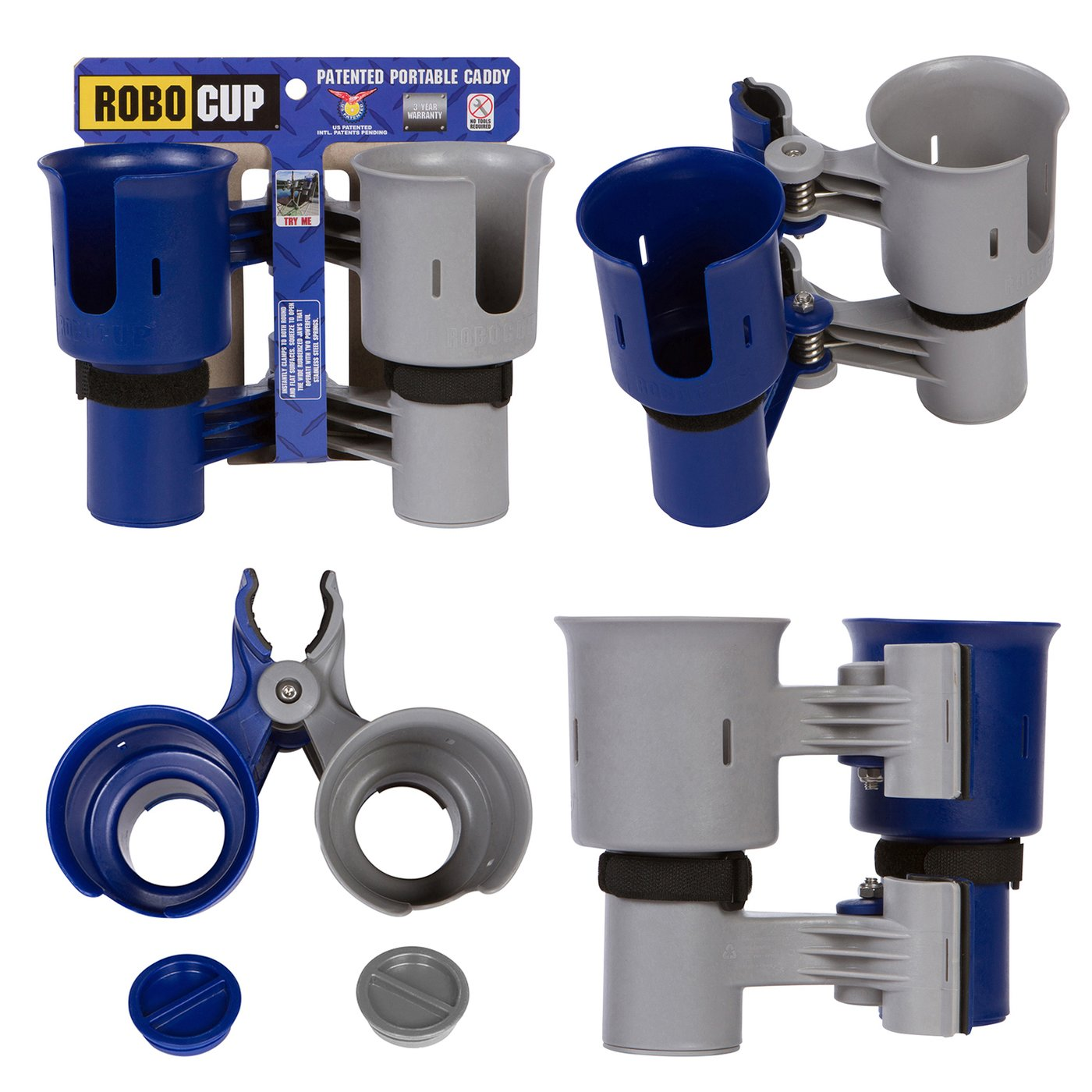 RoboCup: Navy and Grey