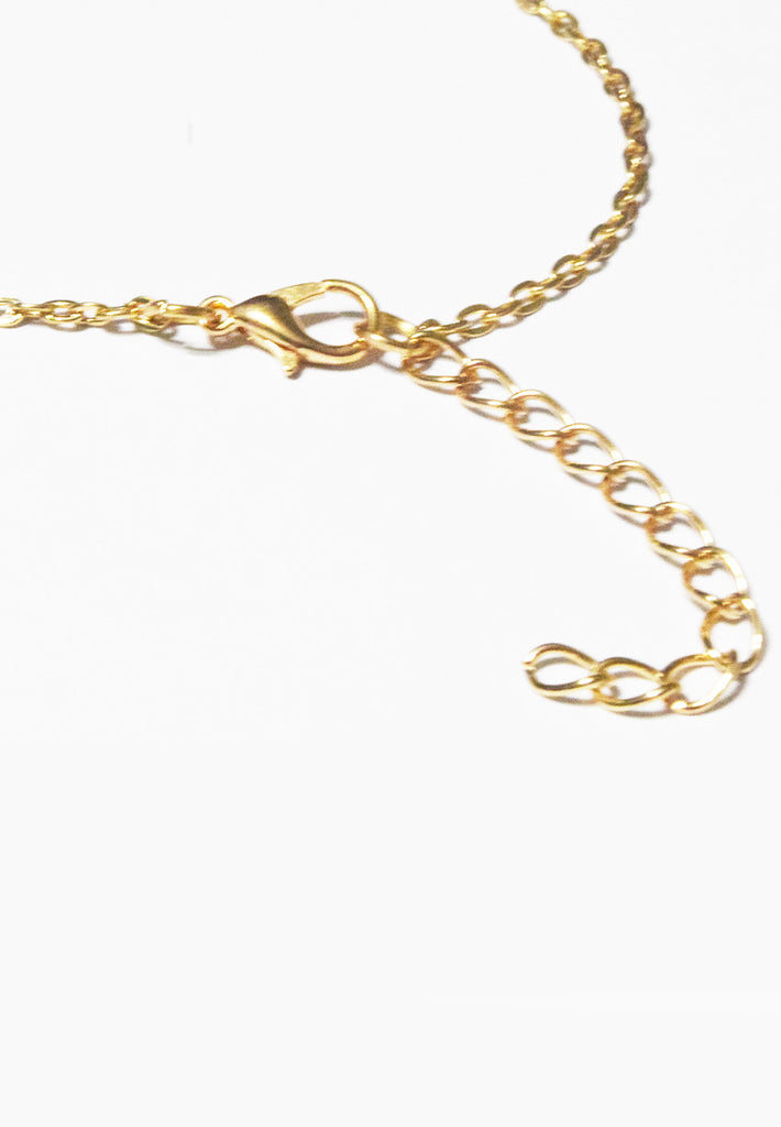 Oriah Classic Marble Chain necklace