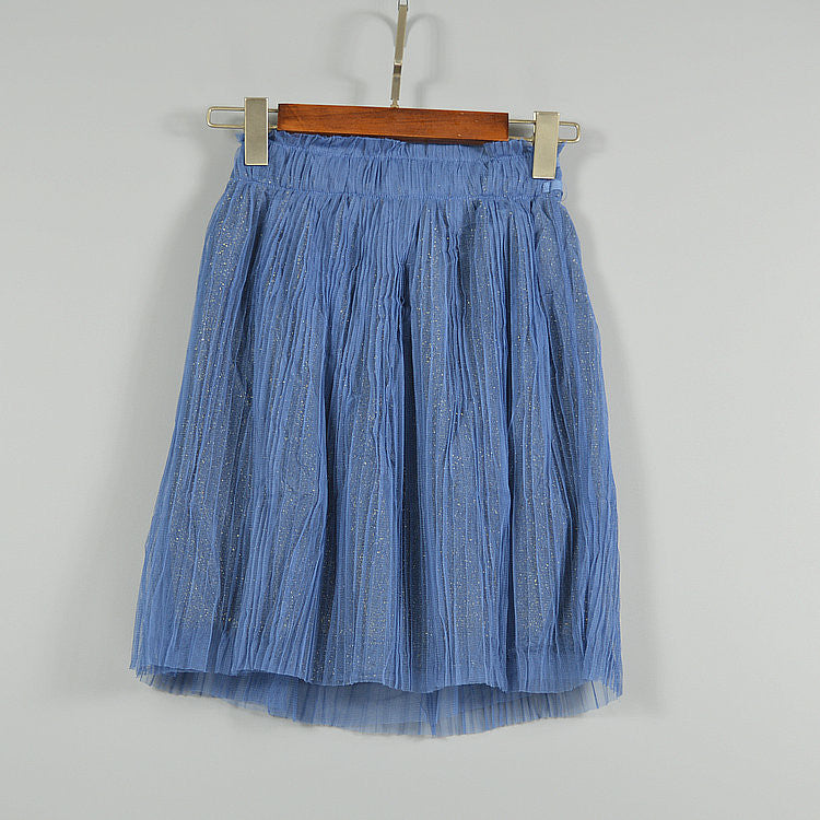 Blustery Layered Skirt