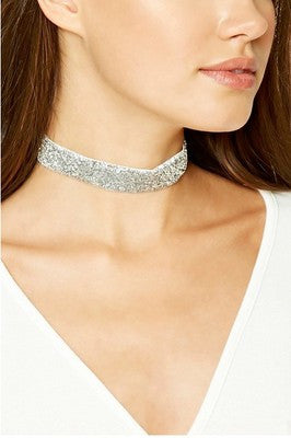 Murales Ombre Sparkle Band Choker