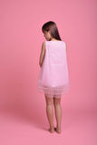 Fae Layered Chiffon Dress
