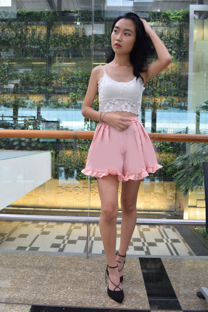 Shamina Frill Thrill Shorts