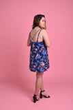 [LabelleDeiPyzis] Ophir Strappy Florals Dress
