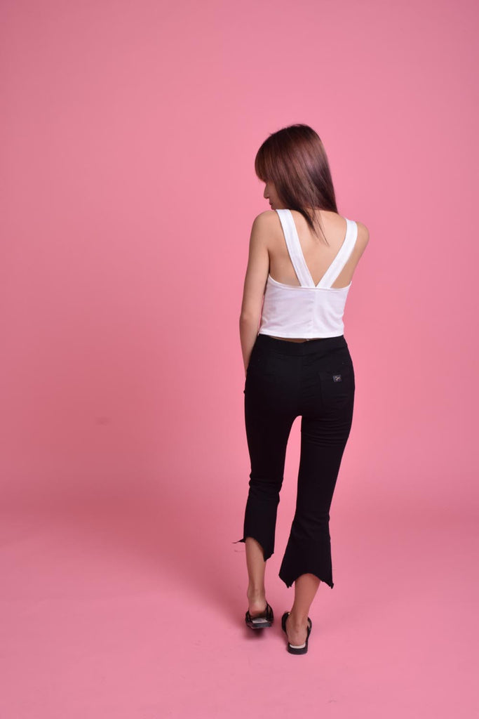 Filip Basic Strappy Top