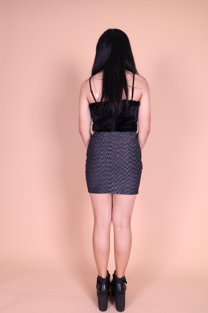 Bevin Layer And Texture Skirt