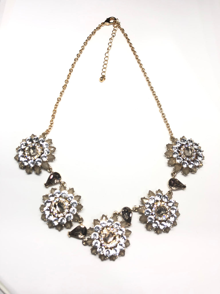 Straits Large Gems Necklace