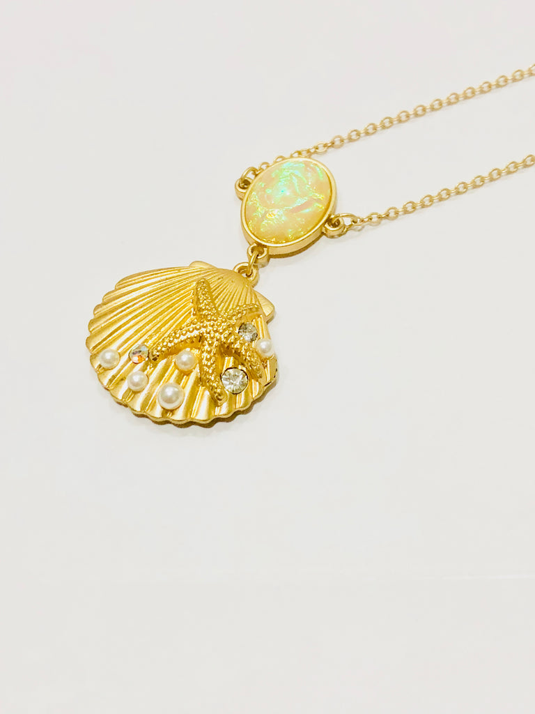 Shell Treasures Necklace