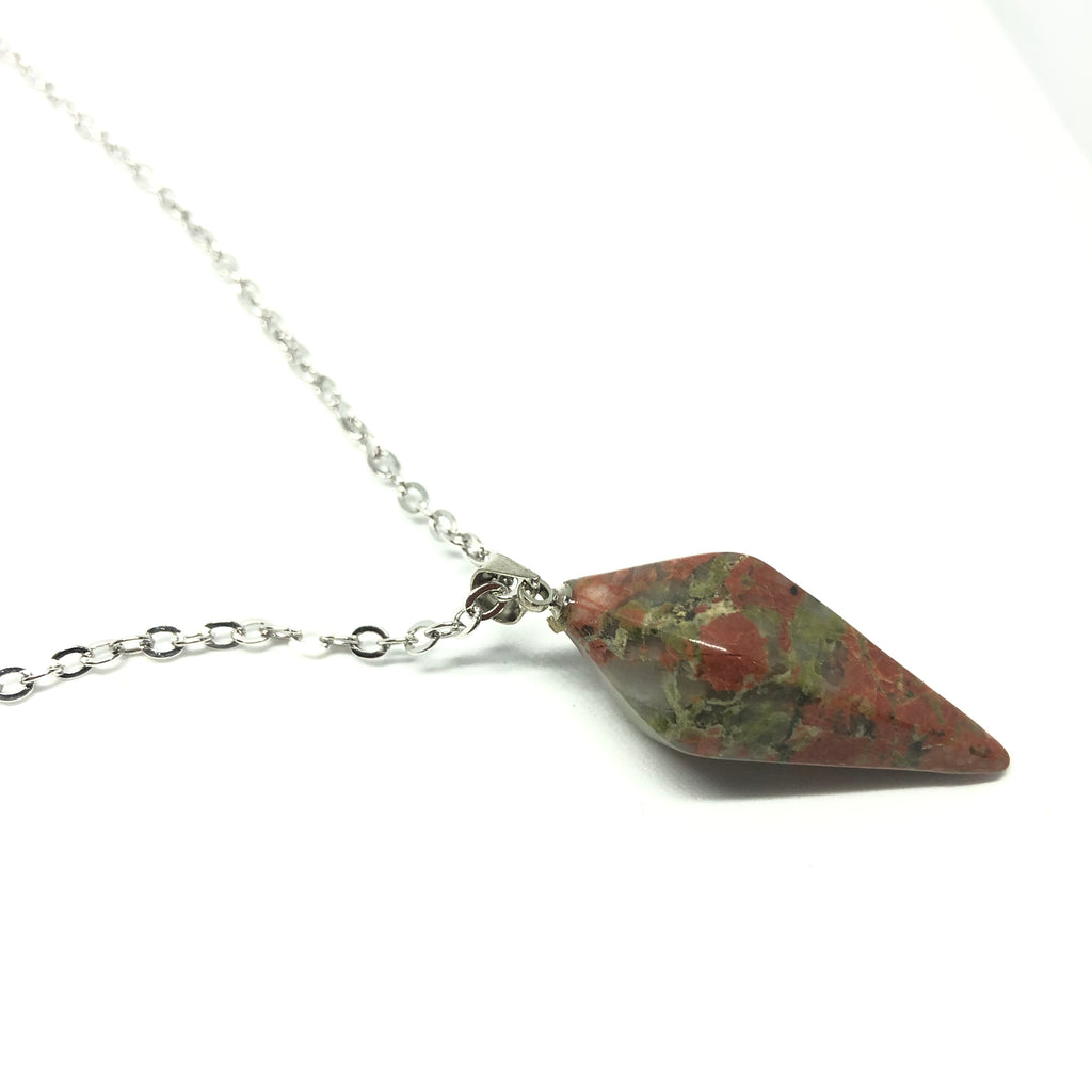 Omuron Reiki Pendant Necklace