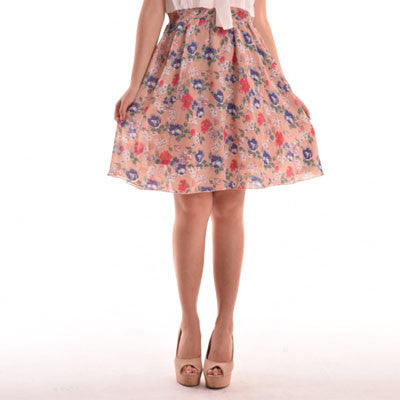 Acanthus Vintage Bows Midi Dress