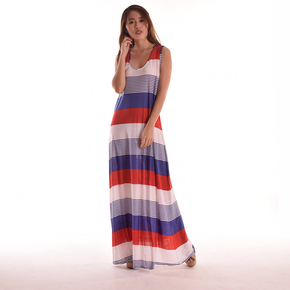 Palin French Nautical Stripes Dress
