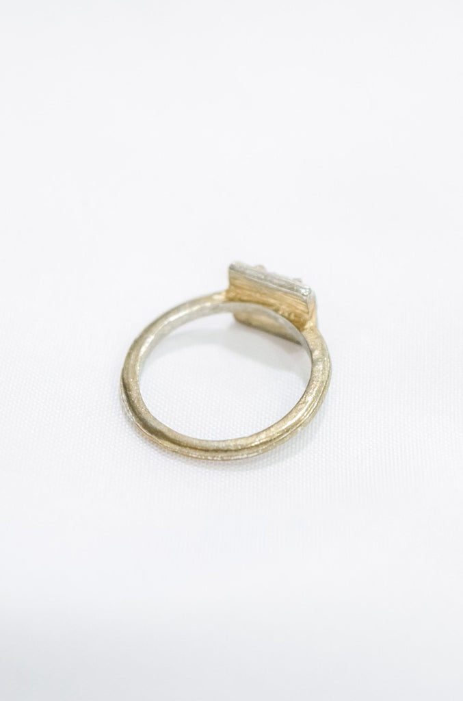 Secret Message Envelope Ring