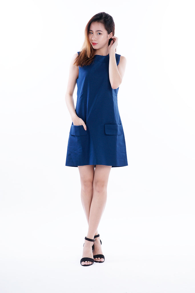 Daire Pocket Proper Dress