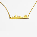 [Stainless Steel] Going Destinations Necklace