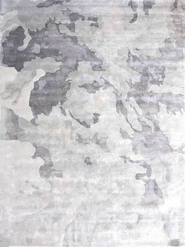 AQUEOUS - SAND rug by Katie McKinnon | The Rug Collection