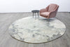 AQUEOUS ROUND RUG - designed by Katie McKinnon for The Rug Collection
