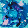 Rainbow Cale, Coral and Damselfish - limited edition giclee print