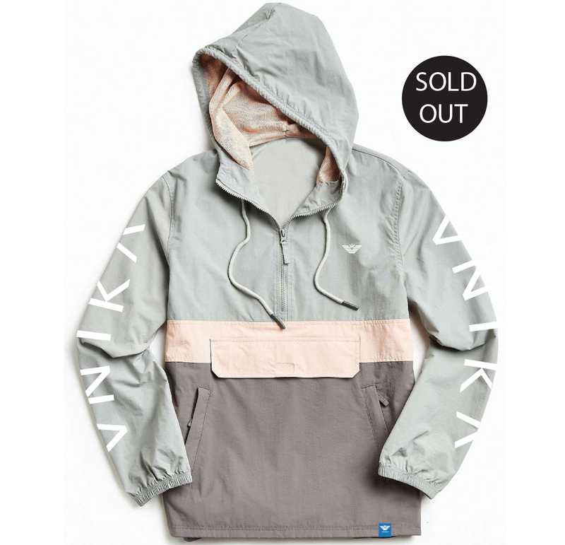 Peachy Windbreaker