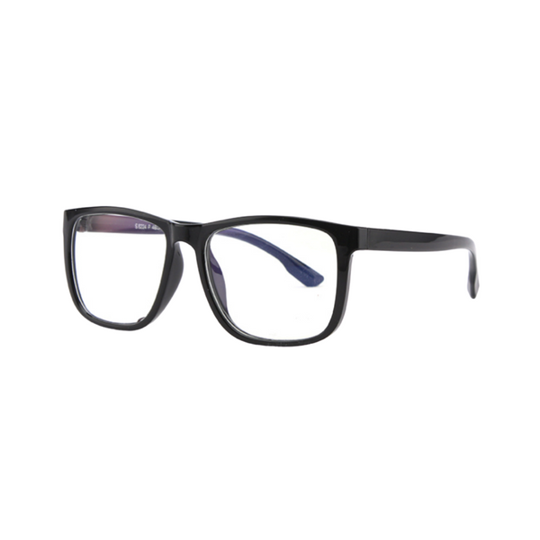 BK001 Black Anti Blue Light Kids Glasses