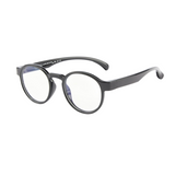 BK006 Black Anti Blue Light Kids Glasses