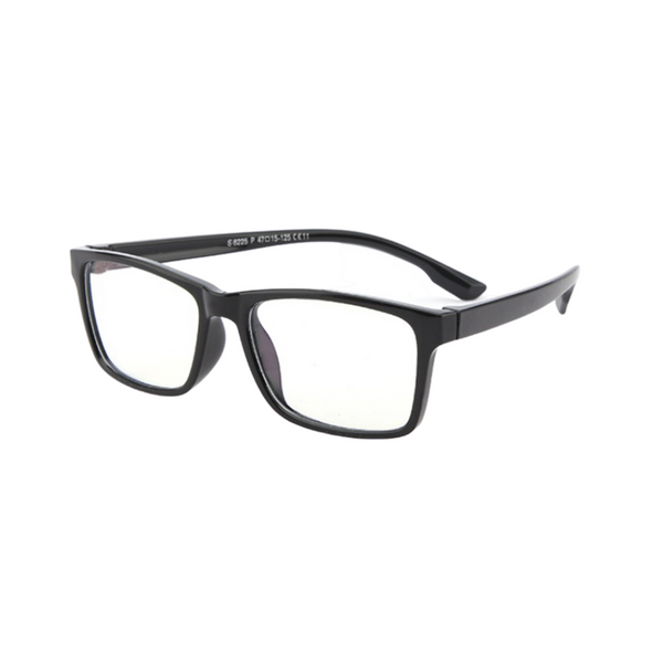 BK007 Black Anti Blue Light Kids Glasses