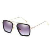 N002 Mudaser Purple Sunglasses