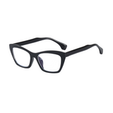 Z016 Black Cat Eye Anti Blue Light Glasses