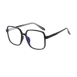 Z017 Black Square Anti Blue Light Glasses