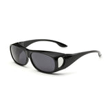 M008 Black Polarized Sunglasses