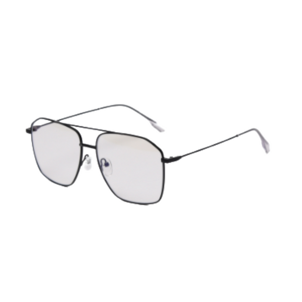 Z004 Black Square Anti Blue Light Glasses